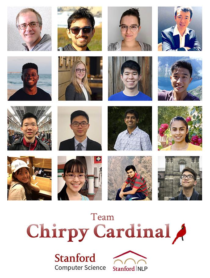 Standford University - Chirpy Cardinal